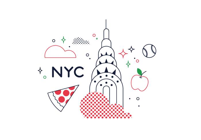 Free New York Vector