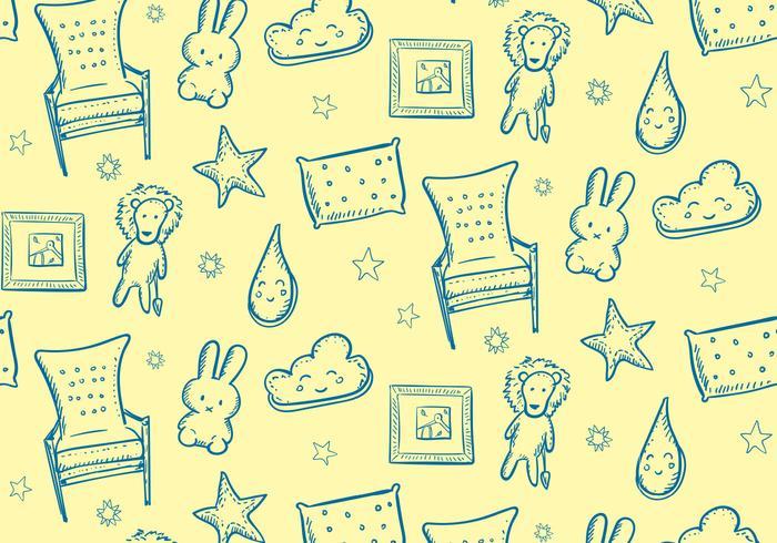 Kids Room Pattern
