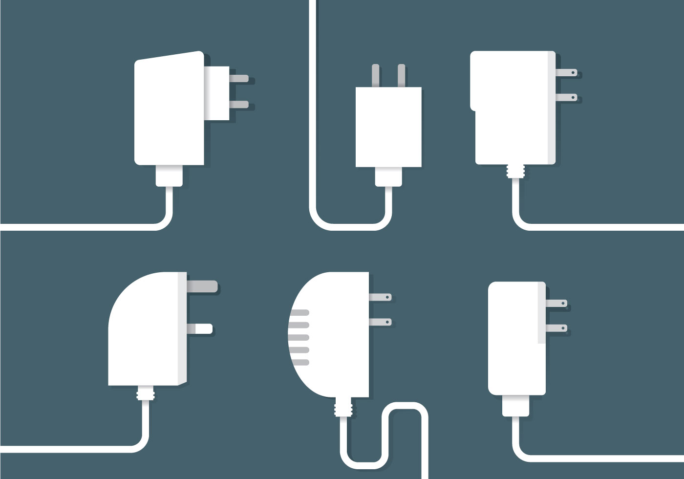 Phone Charger Vector Download Free Vector Art Stock