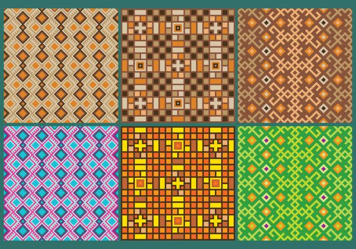 Inca Pattern Vectors