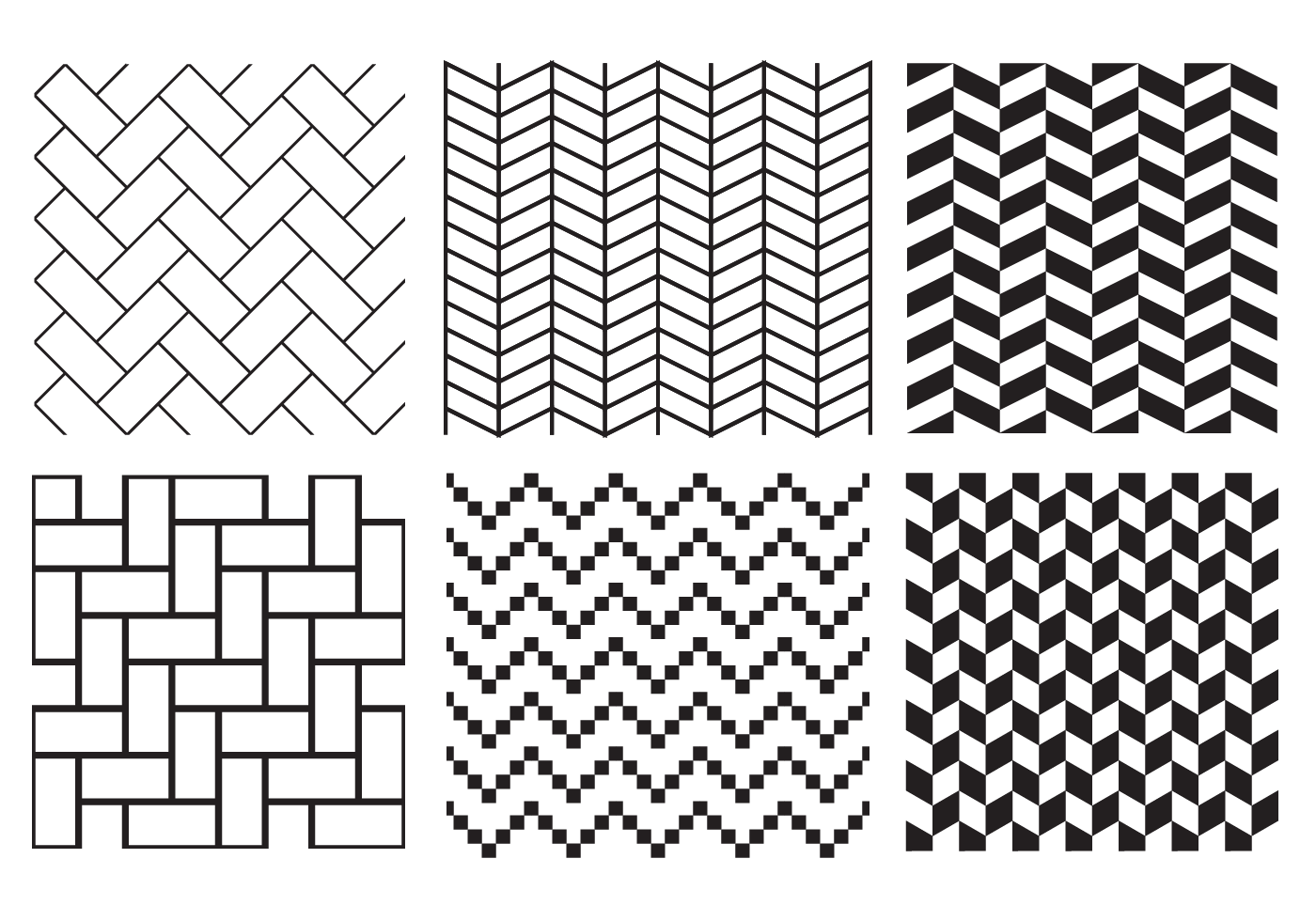 Free Herringbone Pattern Vector Download Free Vector Art