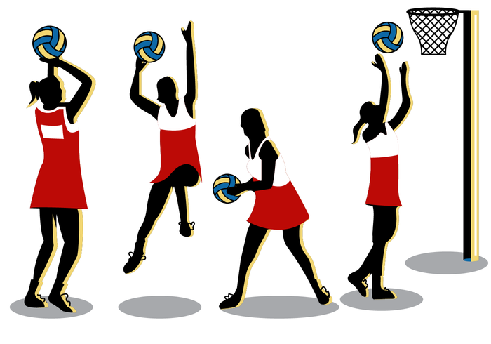Image result for NETBALL CLIPART