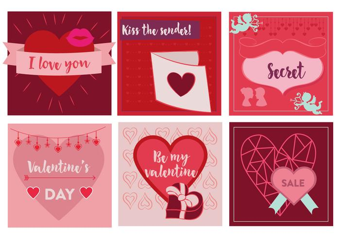 Free Valentine S Day Vector Elements Download Free Vector Art
