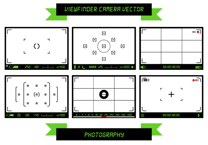 Free Viewfinder Vector