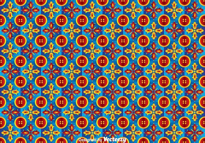 Talavera Tiles Seamless Background