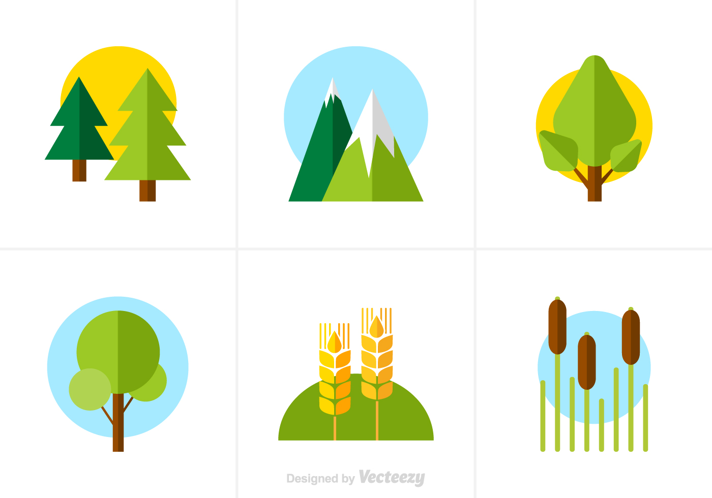 free flat nature vector icons download free vector art pine tree clip art silhouette pine tree clip art with halo