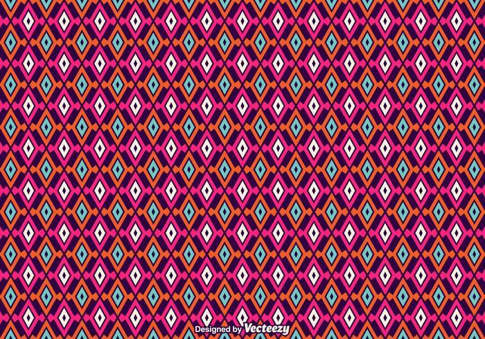 Free Incas Vector Pattern