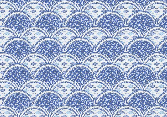 batik modern vector modern batik pattern with several different forms ...