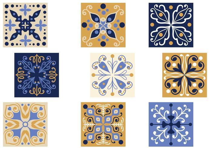 Free Tile Vectors