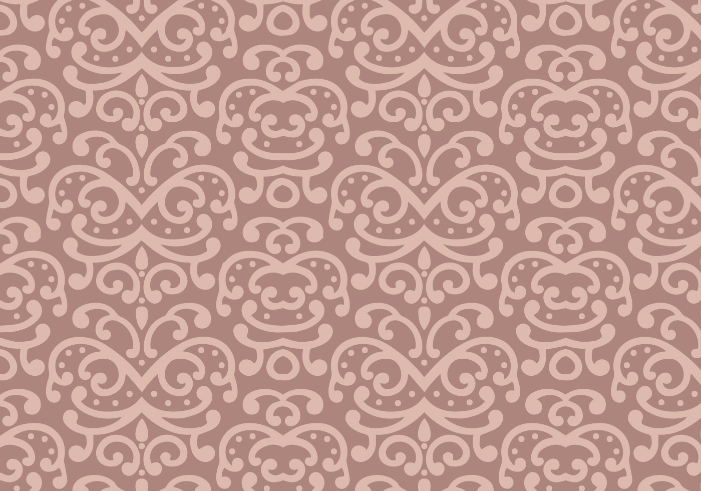 Pastel leaf pattern background vector download free vector art stock graphics images - Pastel lace wallpaper ...