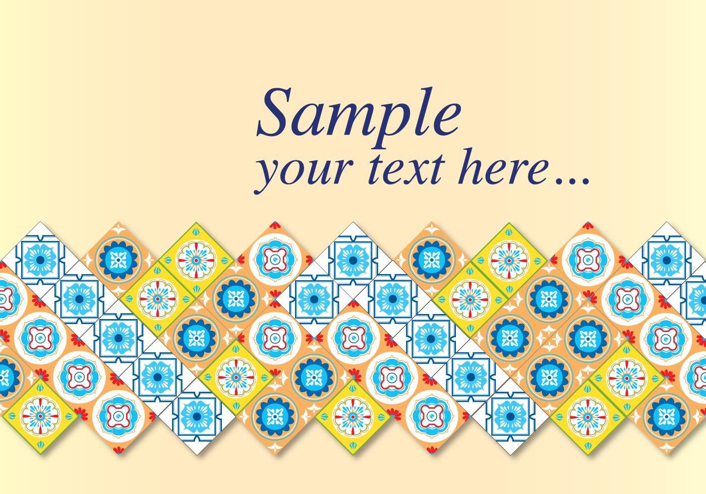 Talavera tile vector invitation download free vector art stock talavera tile vector invitation download free vector art stock graphics images stopboris Images