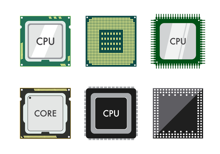 Free CPU Vector - Download Free Vector Art, Stock Graphics ...