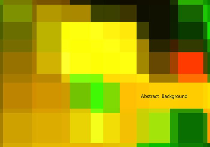 Free Vector Colorful Mosaic Background.