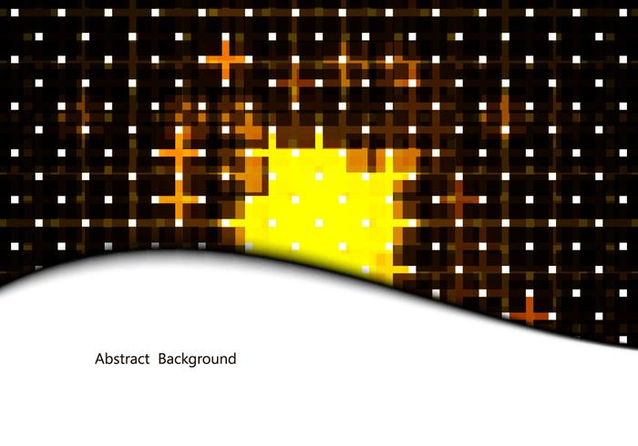 Free Vector Mosaic Background Design