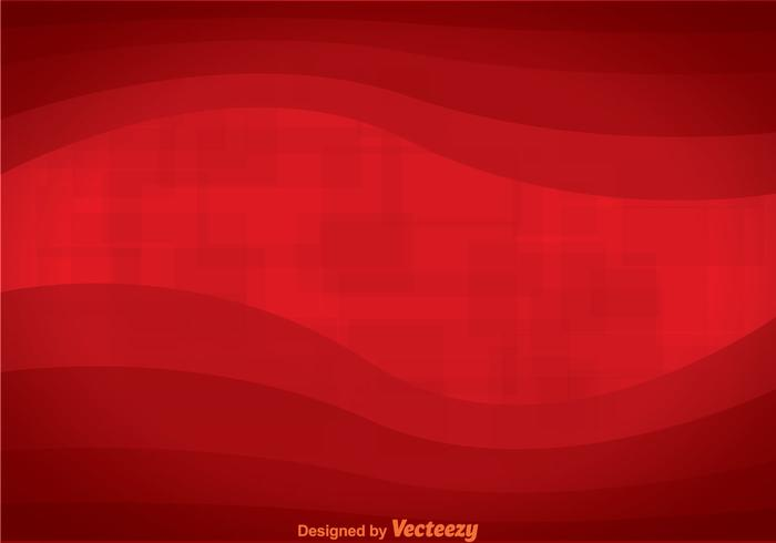 Simple Shape Maroon Background