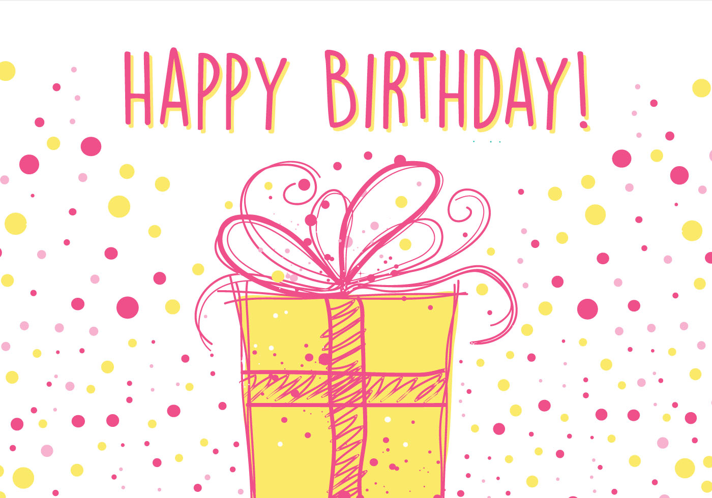 Birthday Cards Vector ~ Birthday card design download free vector art stock graphics images
