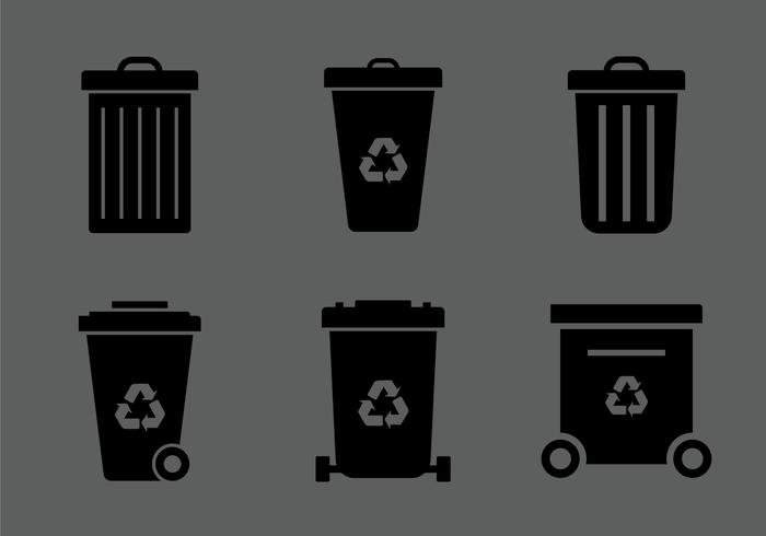 Free Dumpster Vector Illustration