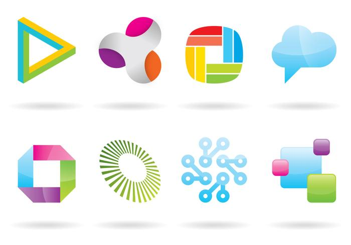 Science And Tech Logo Vectors Download Free Vector Art