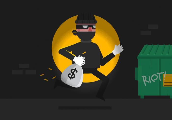 Vektor rånare