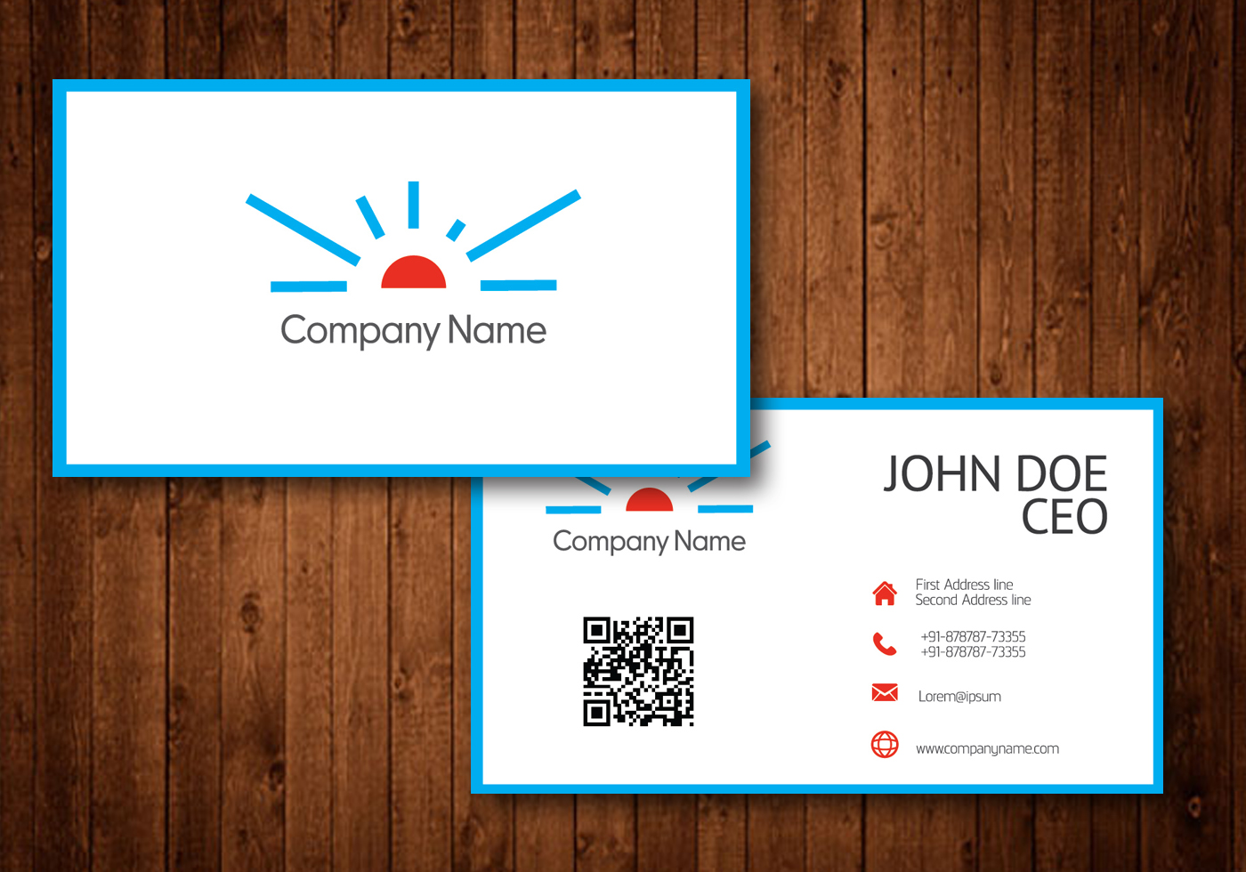 Sun logo business card template vector download free vector art sun logo business card template vector download free vector art stock graphics images reheart Image collections