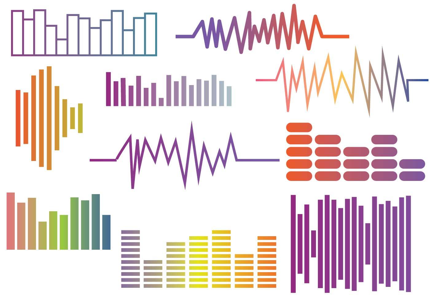 Free Sound Bars Vectors Download Free Vectors Clipart