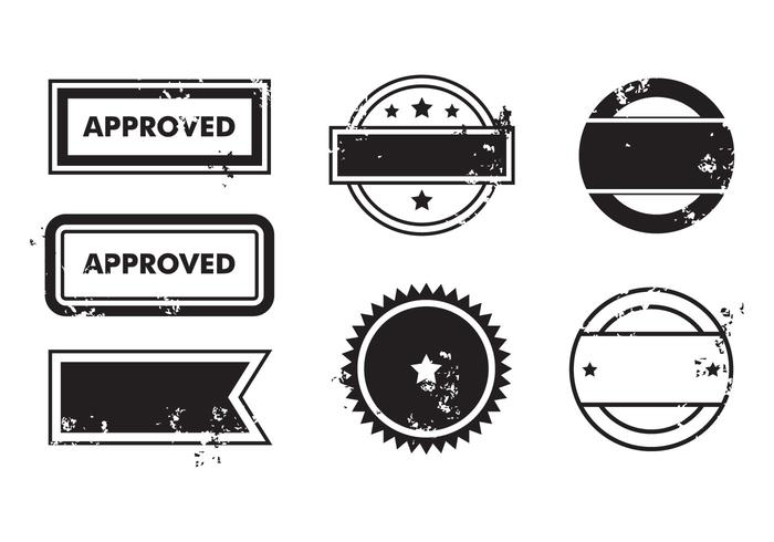 Free Stempel Vector Illustration #3