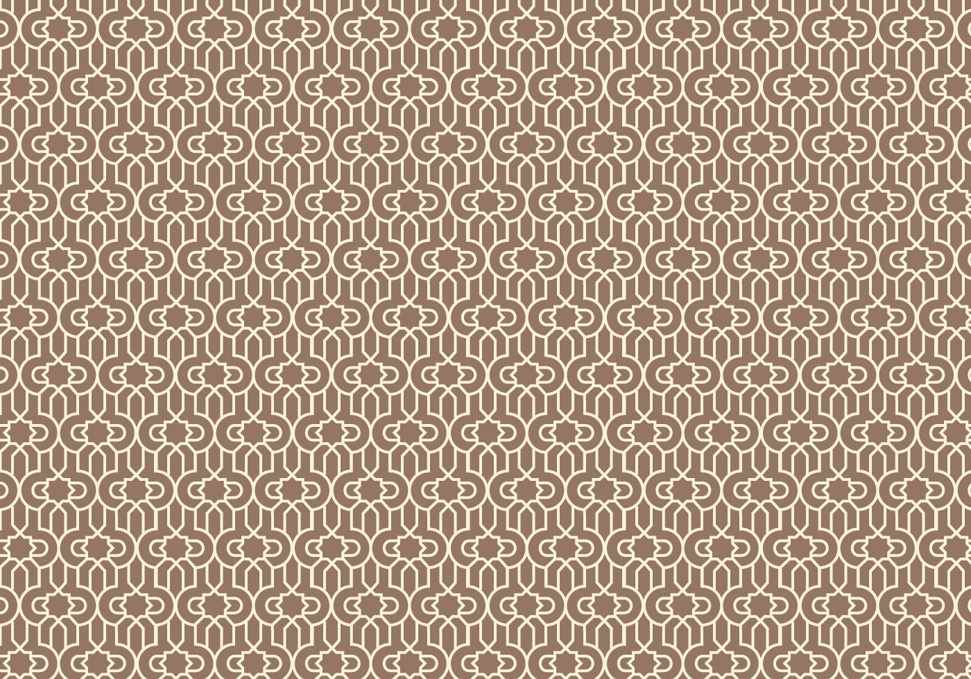 Outlined Arabic Pattern Background Download Free Vector