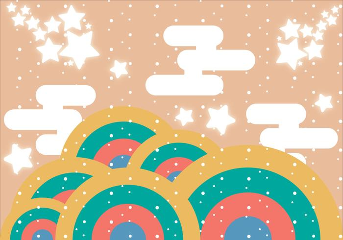 Free Stardust Vector illustration #1