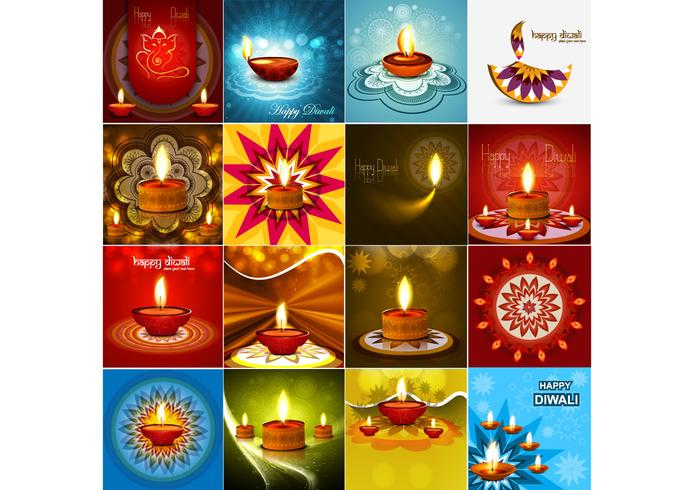 Happy diwali greeting card with oil lamp download free vector art happy diwali greeting card with oil lamp m4hsunfo