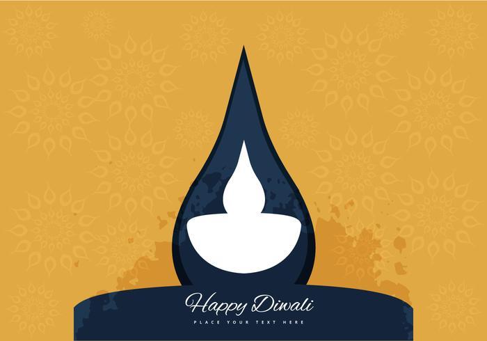 Decorative Diwali Lamp