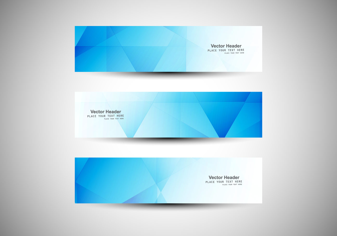 Business Abstract Banners Download Free Vector Art