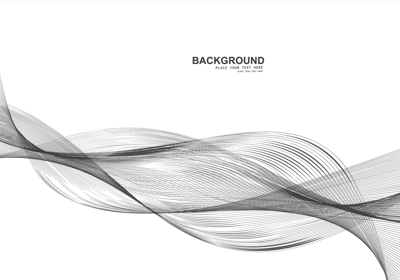 Vector Drawing Lines Definition : Abstract stripes waves download free vector art stock