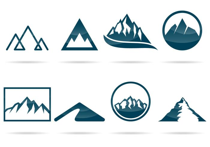 Logotipo De Everest vector
