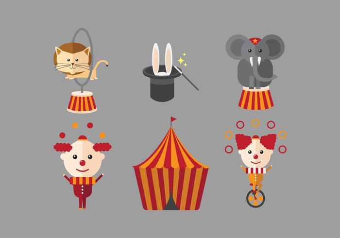 Vecteur cirque