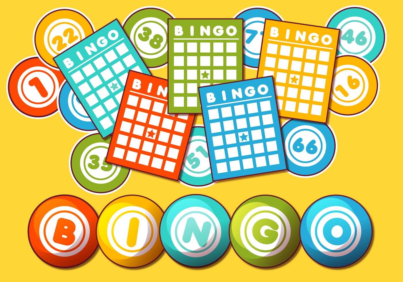 Bingo Card Vector Set Download Free Vector Art Stock