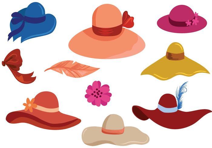 Free Hats Vectors