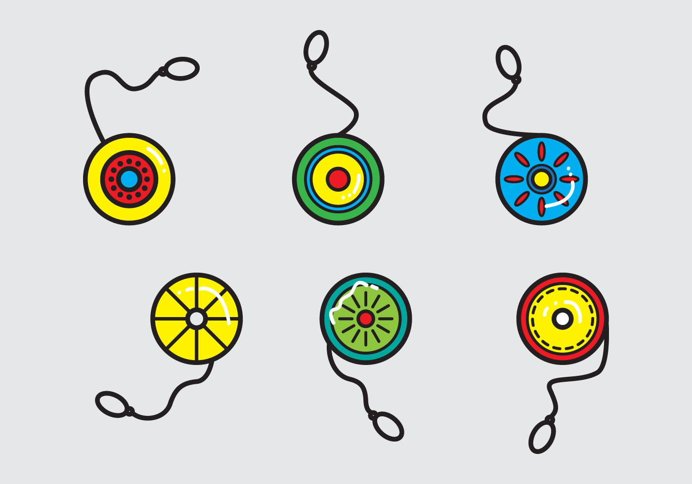 Free yoyo vector 1 download free vector art stock for Clipart to download for free