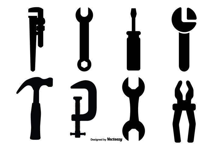 Vector Tools Icon Set Download Free Vector Art Stock