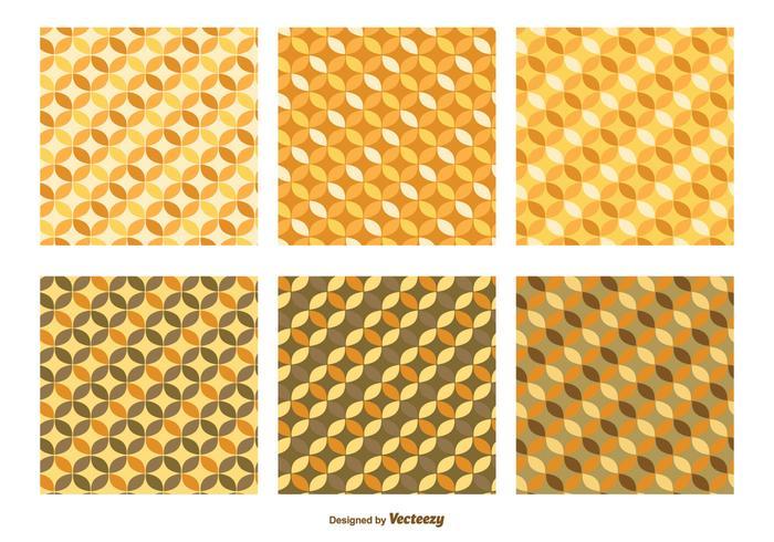 Conjunto de patrones retro