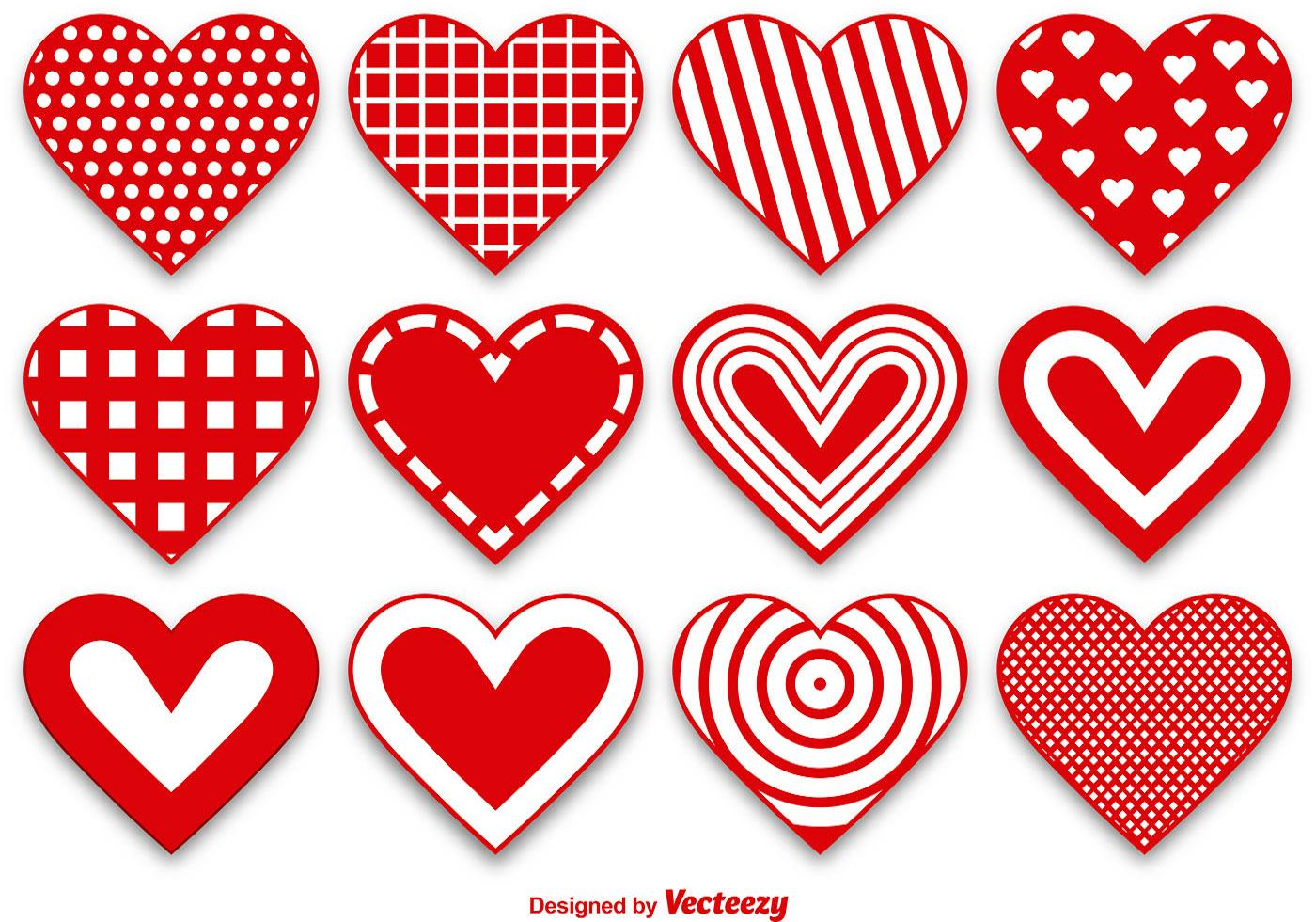 картинки сердце шаблон фото открытка такой