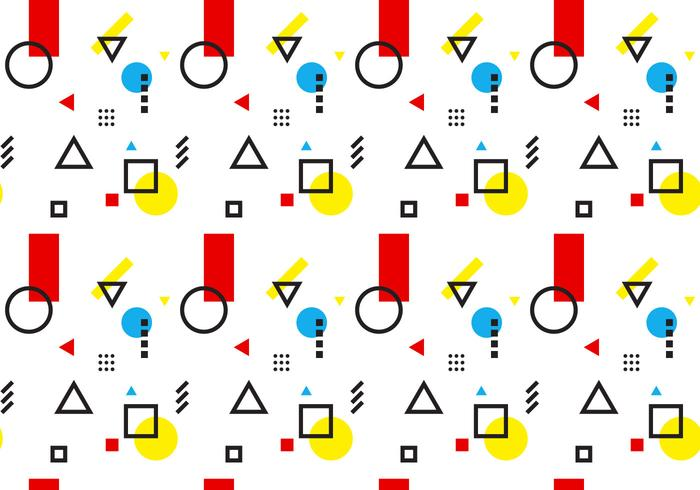 Free Bauhaus Vector #2