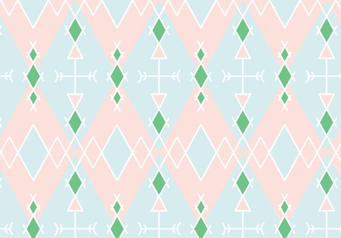 Fond géométrique en pastel géométrique