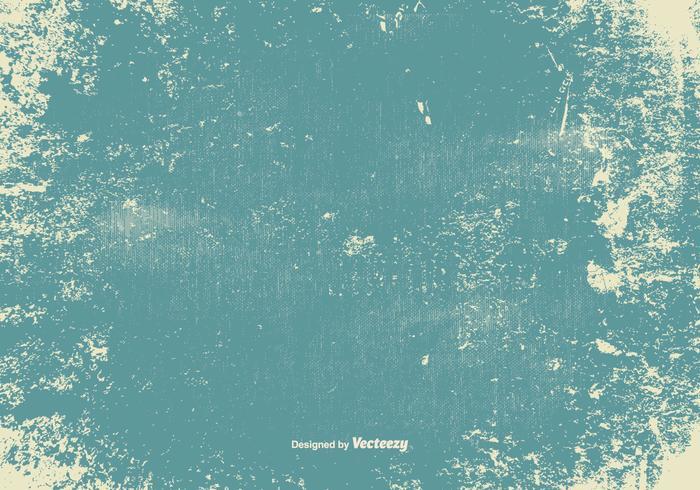 Blue Vector Grunge Background