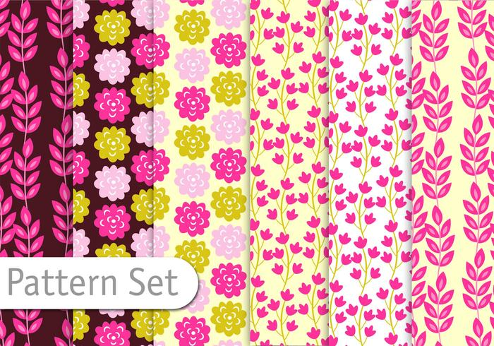 Colorful Floral Background vector
