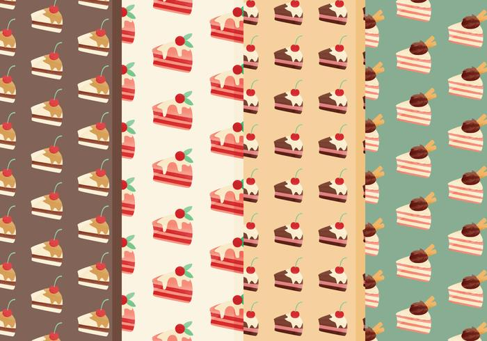 Free Shortcake Vector Patterns