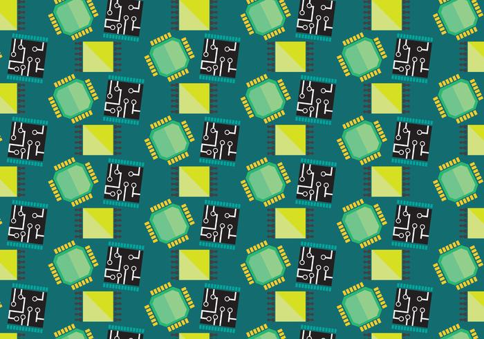 Free CPU Vector Pattern #1