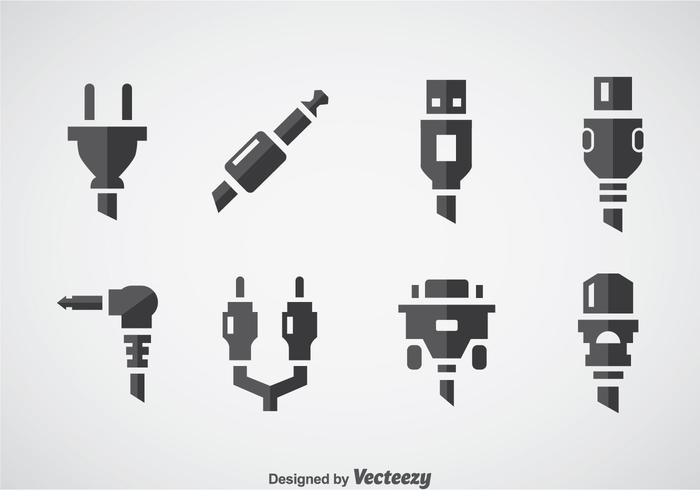 Cable Wire Computer Icons Vector