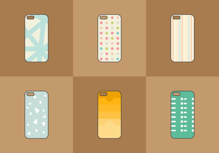 Free Iphone Case Vector #3
