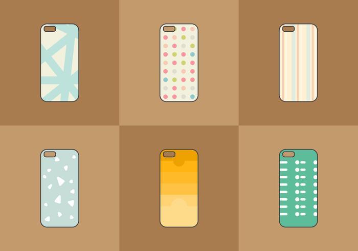Iphone Case Vector #3