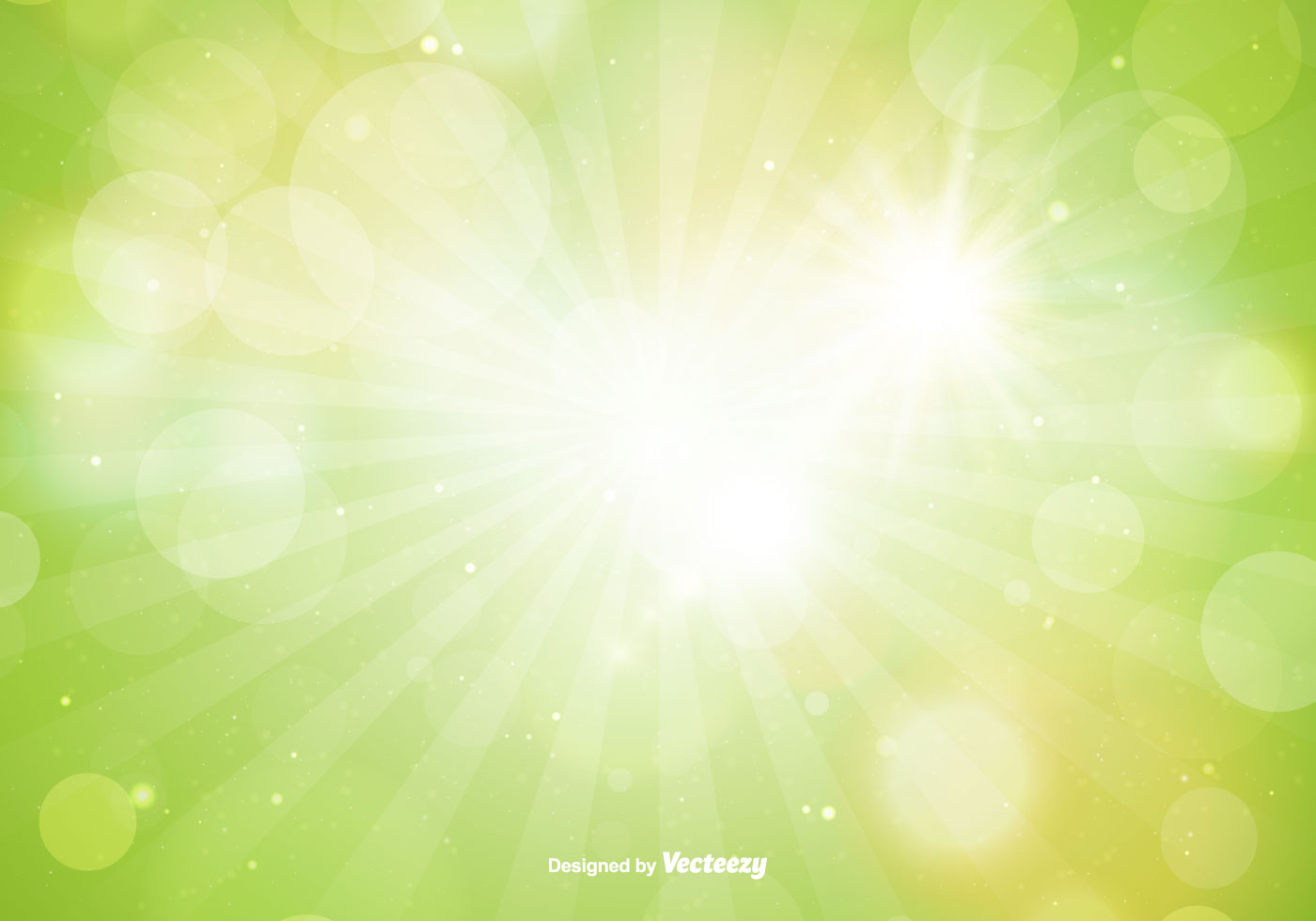 green spring background - photo #18